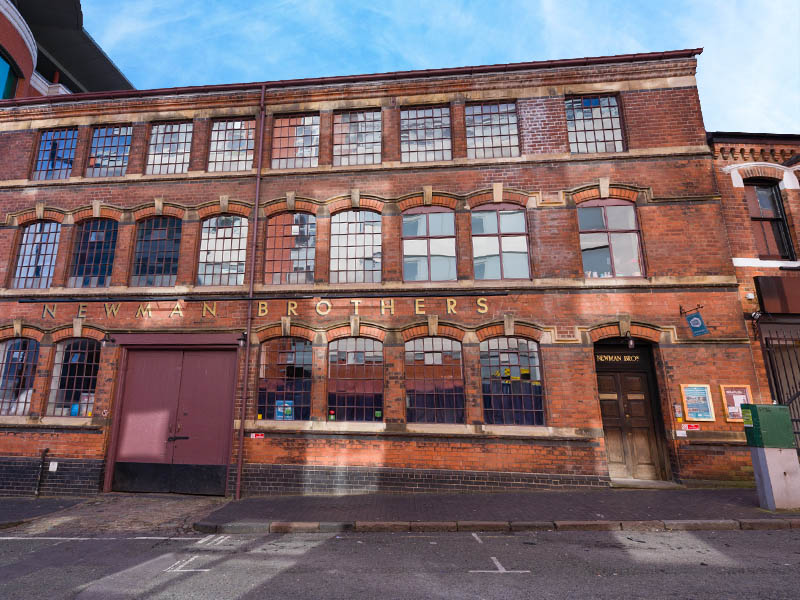 Coffin Works Museum – Newman Brothers