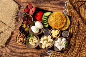 Damascena food