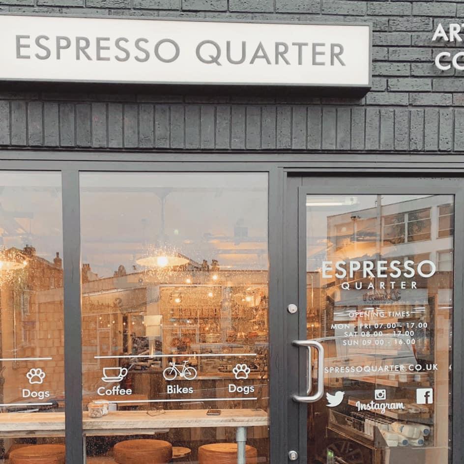 Espresso Quarter