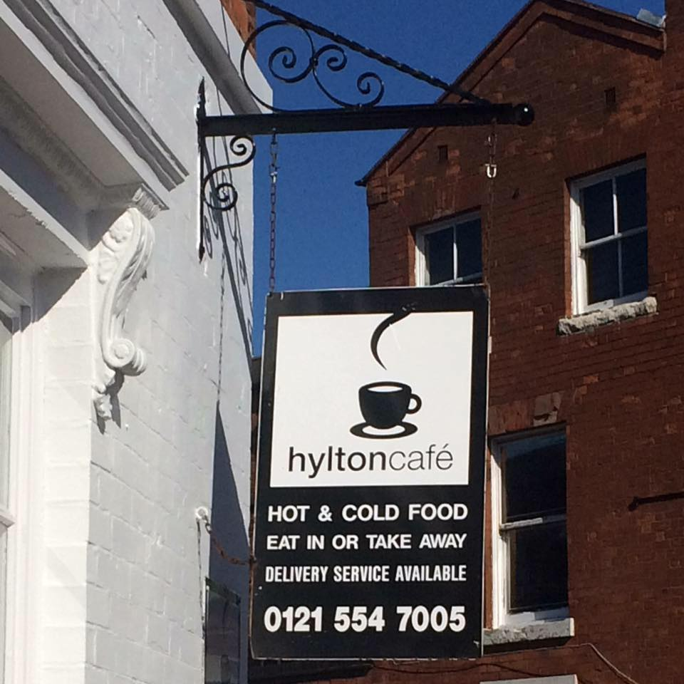 The Hylton Cafe
