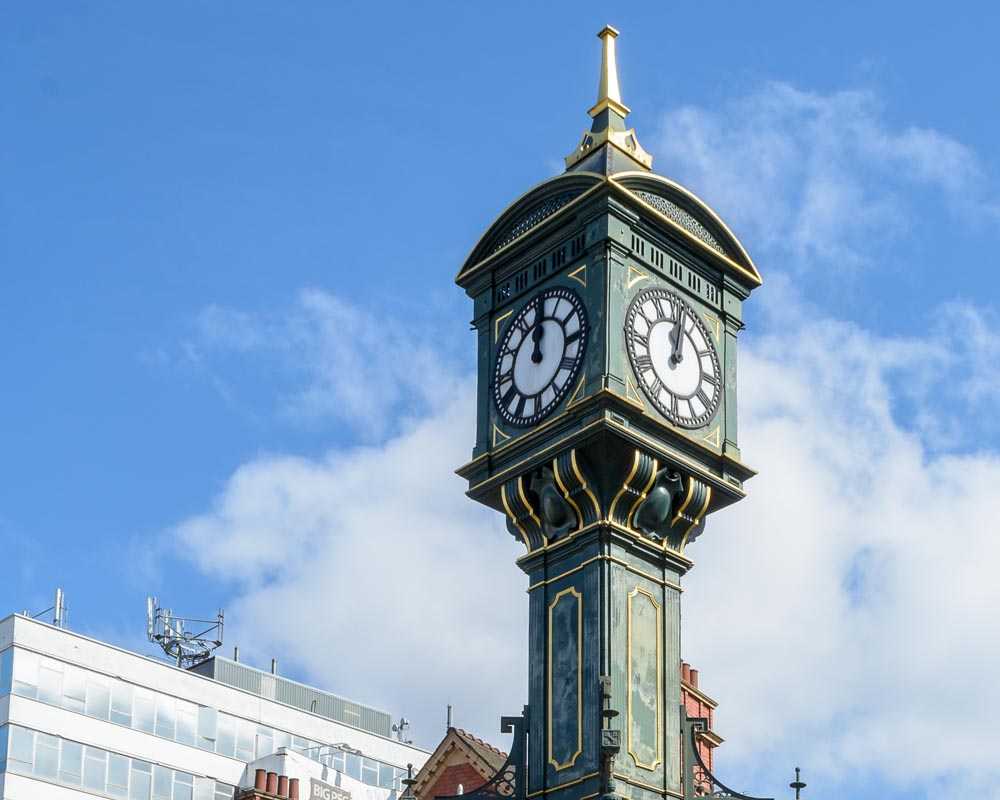Restoration of the Chamberlain Clock
