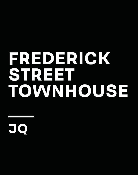 Frederick Street Townhouse