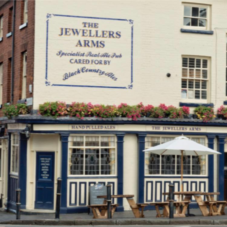 The Jewellers Arms