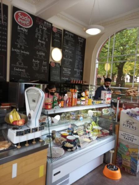 Soda Bread Cafe