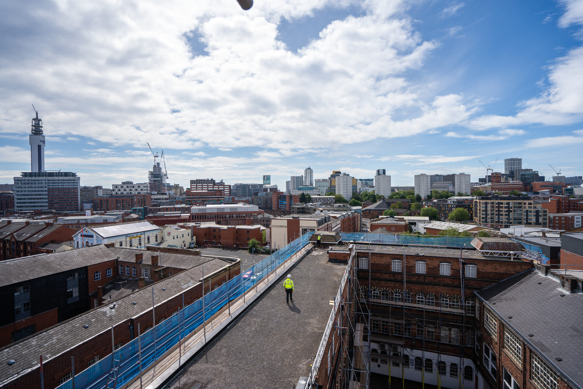 Jewellery Quarter Townscape Heritage Project