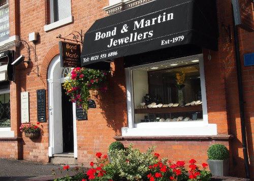 Bond and Martin Jewellers