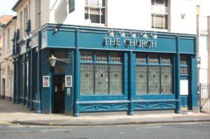 Church Inn Jewellery Quarter