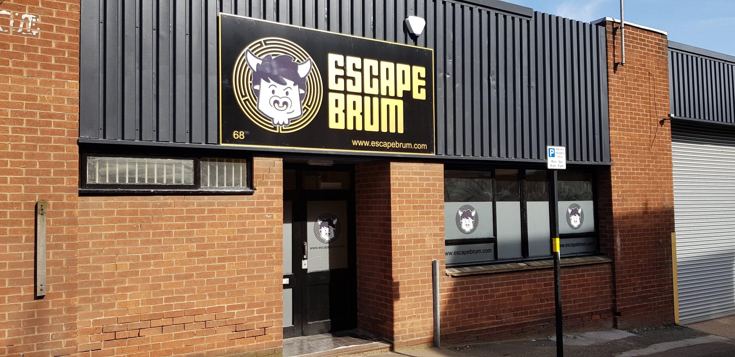 Escape Brum
