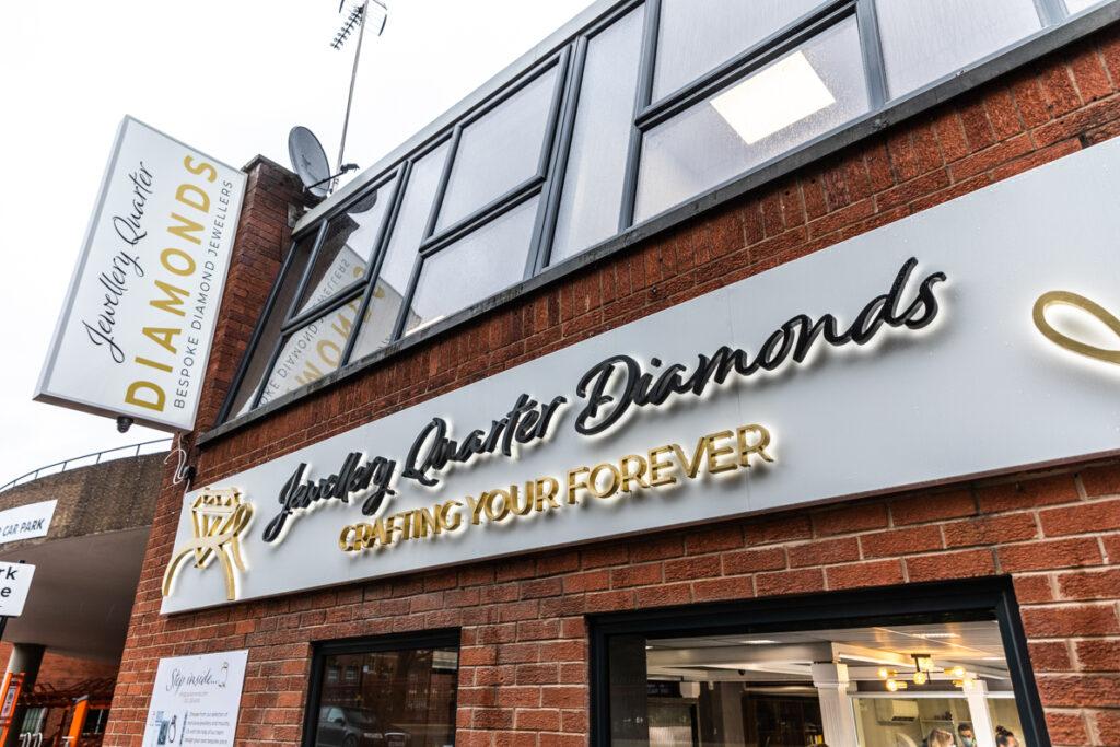 JQ Diamonds_Jewellery Quarter independent