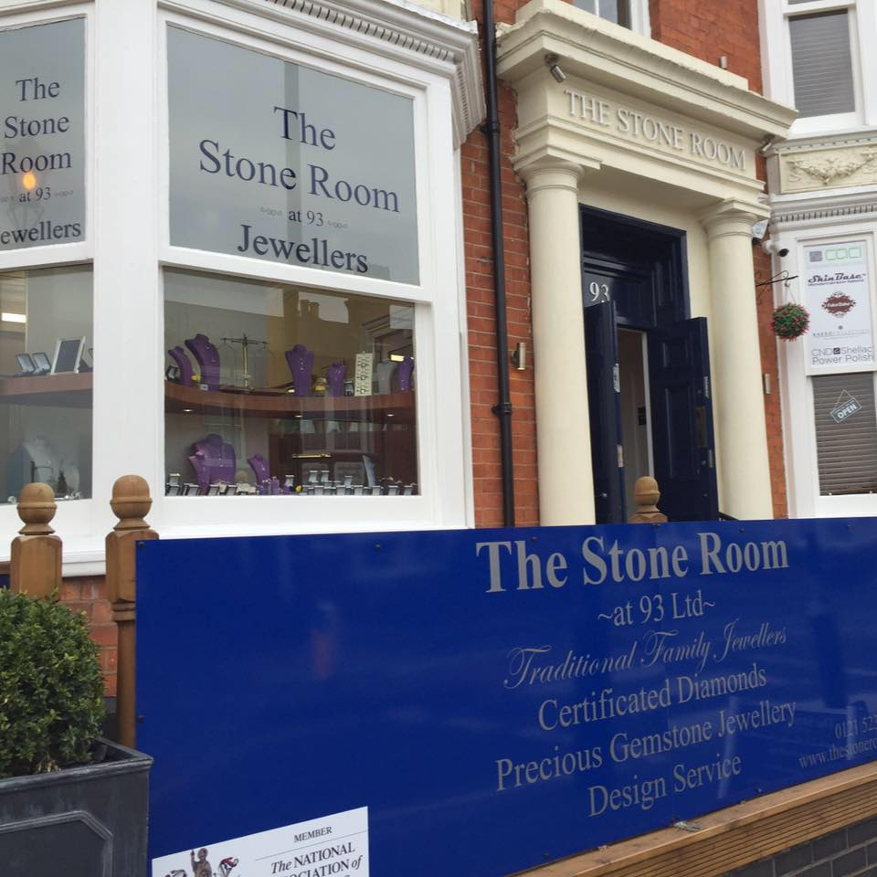 The Stone Room at 93