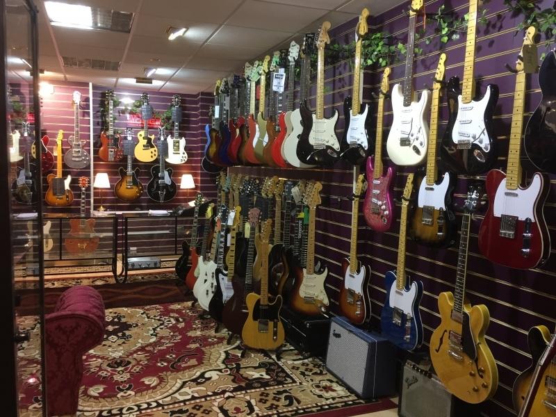 The Little Guitar Shop