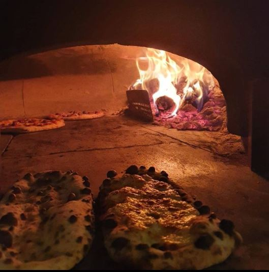 Otto Wood Fired Pizza