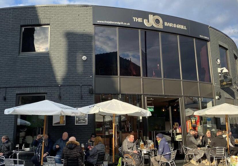 JQ Bar & Grill