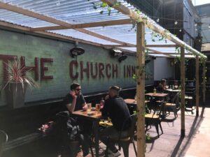 The Church outdoor JQ