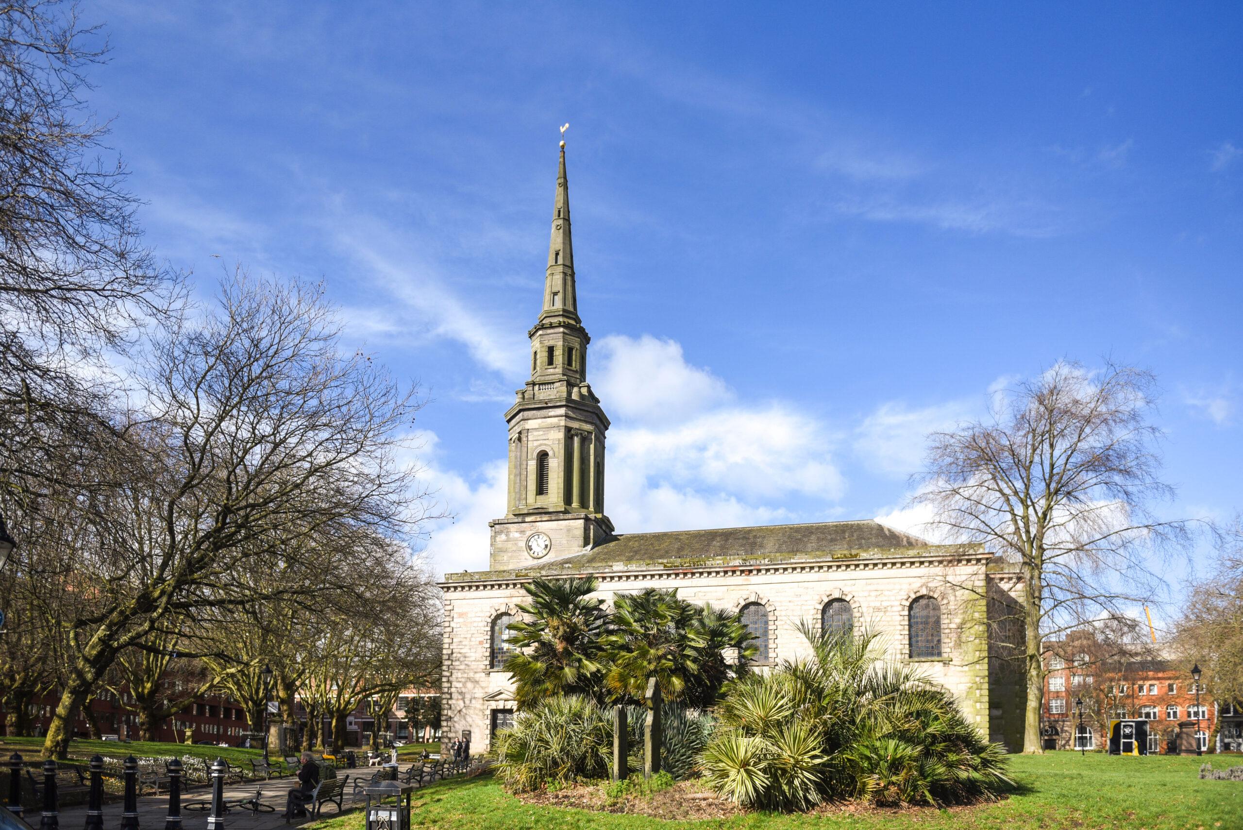 St Paul's Church fundraising